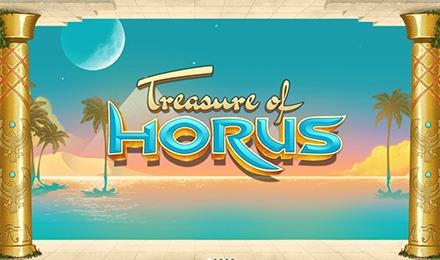 Игровой автомат Treasure of Horus играть бесплатно